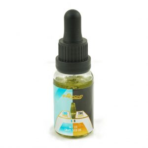 Buy Diamond Concentrates – 1:1 (500mgCBD:500mgTHC) Tincture – Raw online Canada