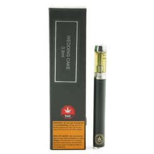 Buy So High Extracts Disposable Pen – Wedding Cake (Hybrid) online Canada