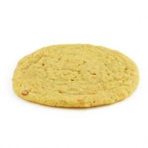 Buy Get Wrecked Edibles – Peanut Butter Crunch Cookie 100mg THC (Indica) online Canada