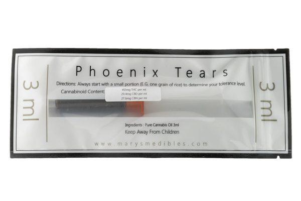 Buy Mary's Medibles – Phoenix Tears 3ml THC online Canada