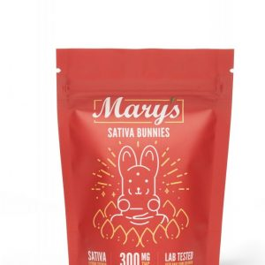 Buy Mary's Medibles Sativa Bunnies Extreme Strength 300mg Sativa online Canada