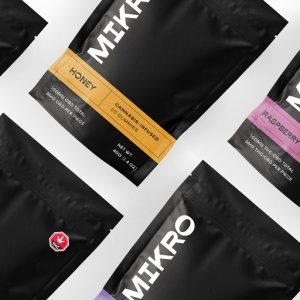 Buy Mikro Edibles – Mix and Match 3 online Canada