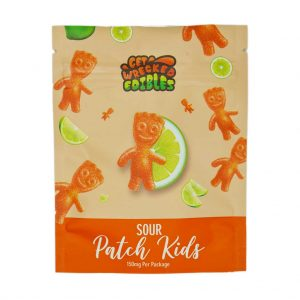 Buy Get Wrecked Edibles – Sour Patch Kids 150mg THC online Canada