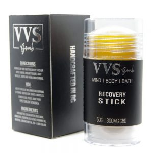 Buy VVS Balm – Recovery Stick 300mg CBD online Canada