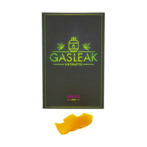 Buy Shatter – Death Bubba by GASLEAK (Indica) online Canada