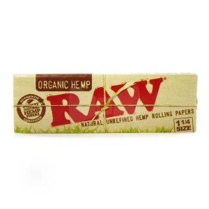 Buy Raw Hemp Organic Rolling Paper online Canada