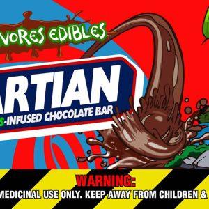 Buy Herbivores – Martian Chocolate Bars online Canada