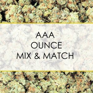 AAA Ounce Mix and Match