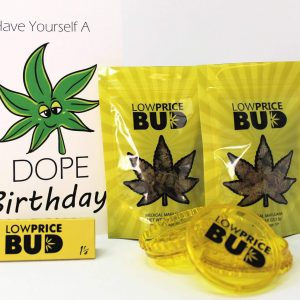 Dope birthday gift package