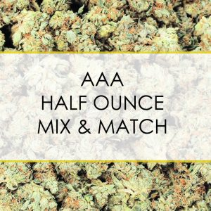 AAA Half Ounce Mix and Match