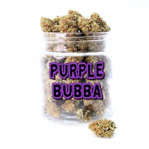 Purple Bubba kush
