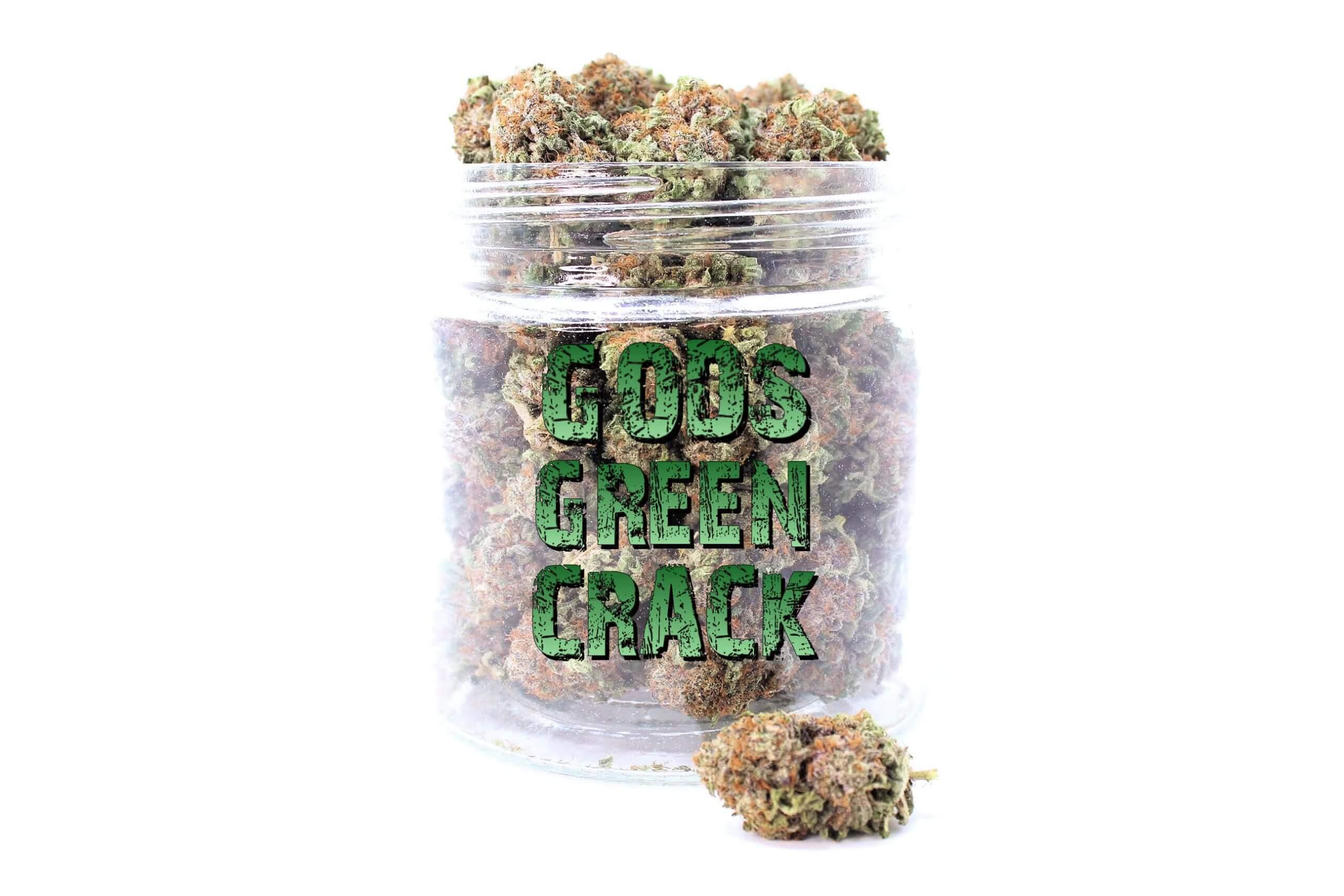 Gods green crack strains