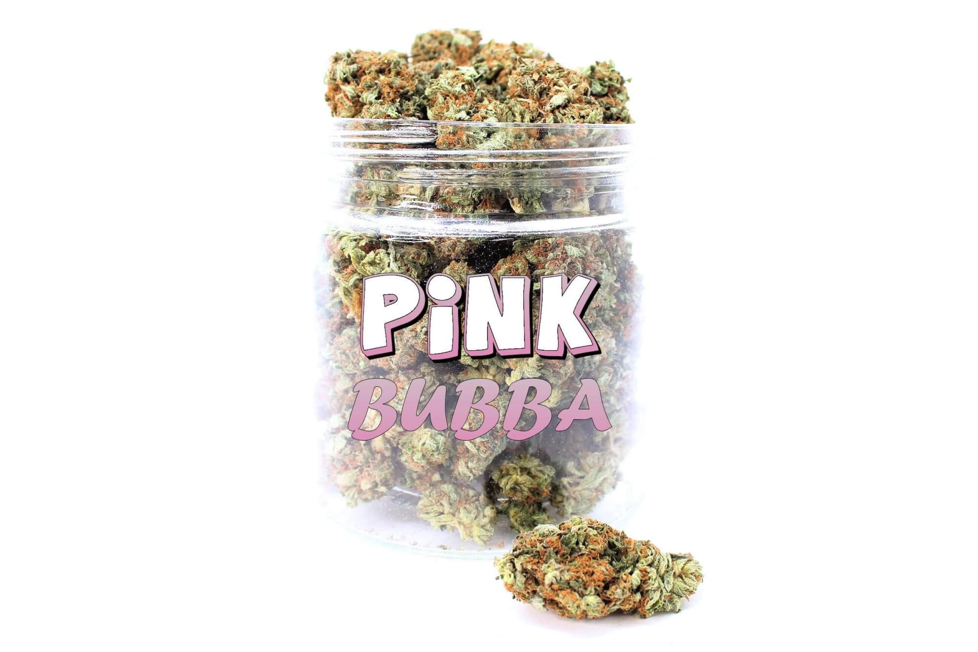 pink bubba (AA+)