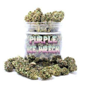 Purple Icewreck (A+) Bud