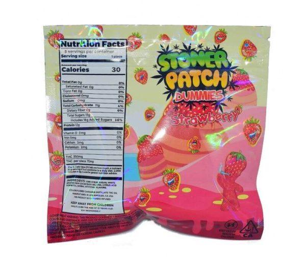 buy strawberry dummies gummies