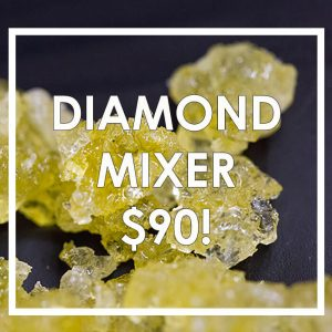 DIAMOND MIXER