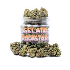 Gelato Rockstar Bud