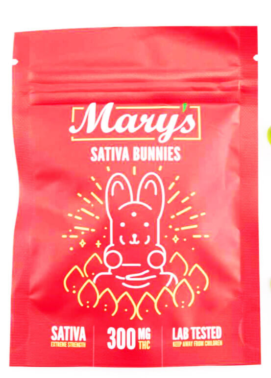 MARY'S SATIVA BUNNIES