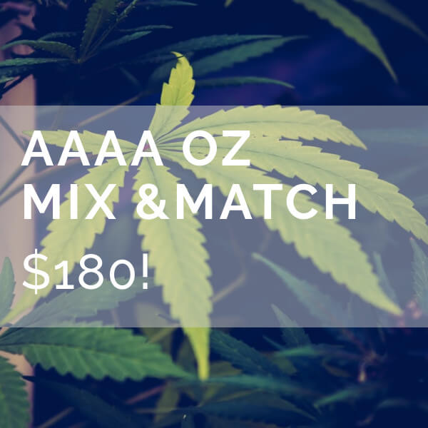 Buy AAAA Ounce Mix and Match online Canada