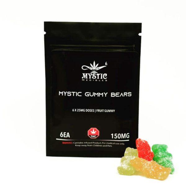Buy MYSTIC MEDIBLES – GUMMY BEARS online Canada