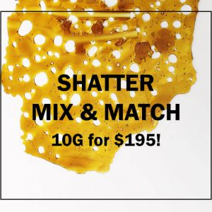 Buy SHATTER MIX & MATCH online Canada