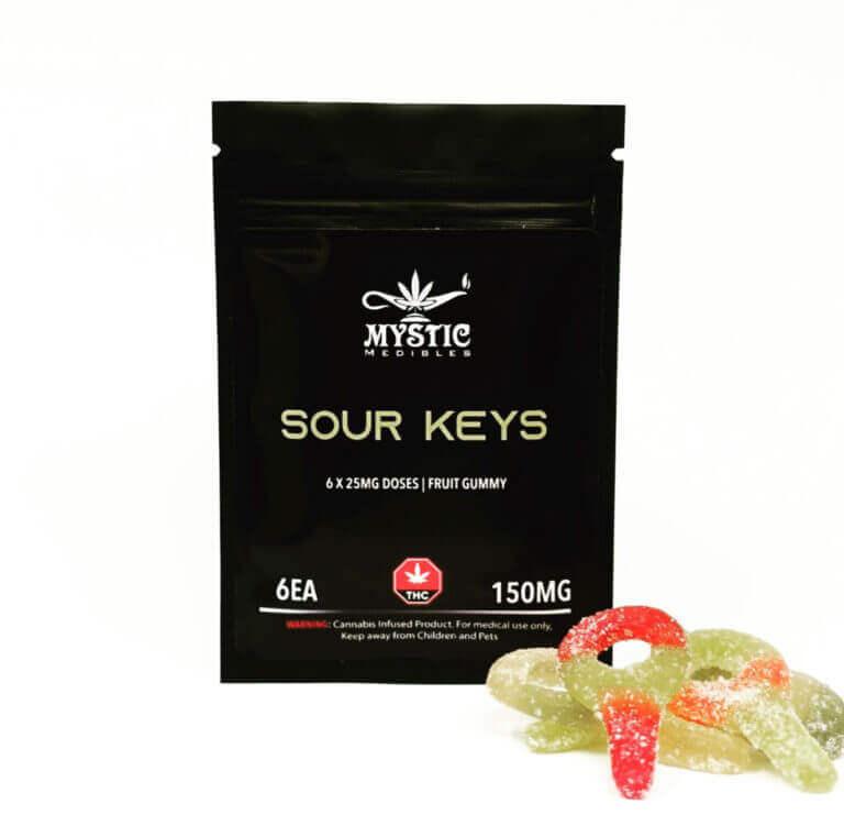 Buy Sour Keys Gummies