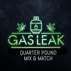Buy Gasleak Quarter Pound Mix & Match online Canada