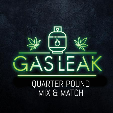Buy GASLEAK QUARTER POUND MIXER online Canada