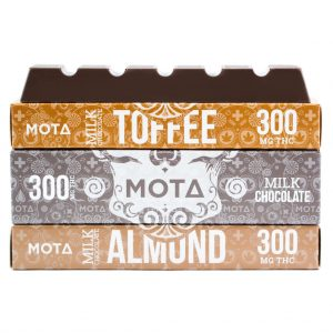 Buy MOTA – Milk Chocolate Bar (300MG) online Canada