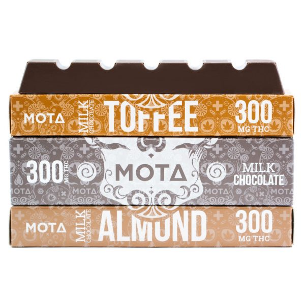 Buy MOTA – Milk Chocolate Bar Edible (300MG) online Canada