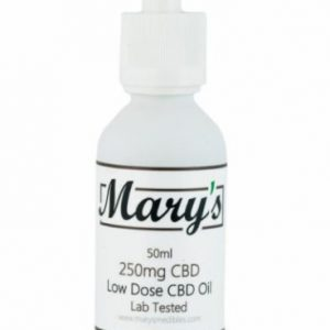 Buy Mary's Medibles – Low Dose CBD Oil Tincture 250MG online Canada