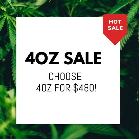 Buy 4OZ SALE online Canada