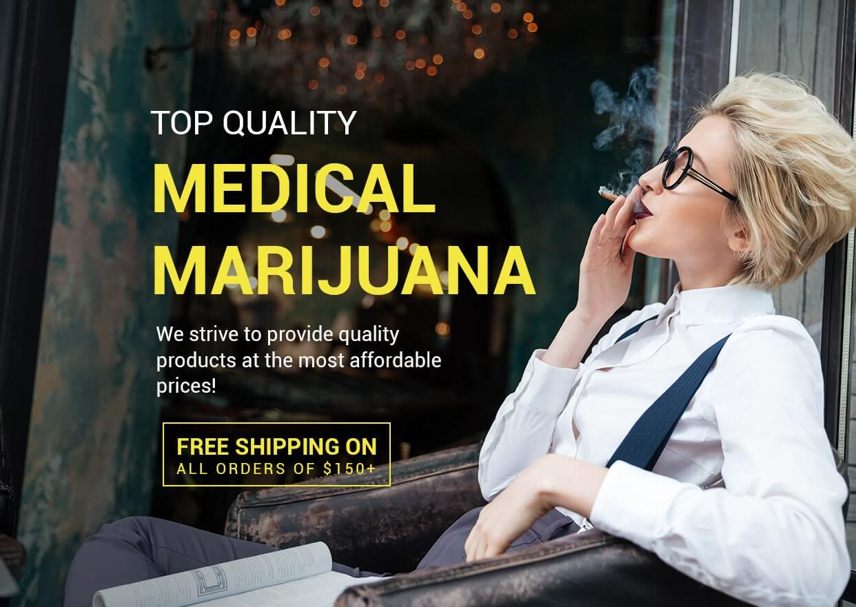 Shop Medical Marijuna Online