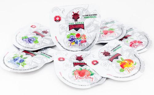 Buy GREEN SAMURAI EDIBLES MIXER online Canada