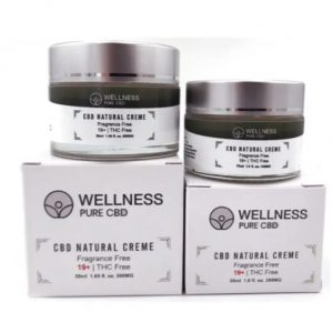 Buy Wellness CBD Topical Cream online Canada