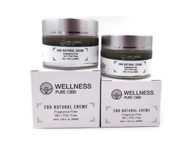 Buy Wellness CBD Topical Cream online Canada