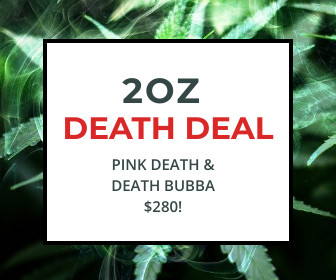 Buy 2OZ – DEATH DEAL online Canada