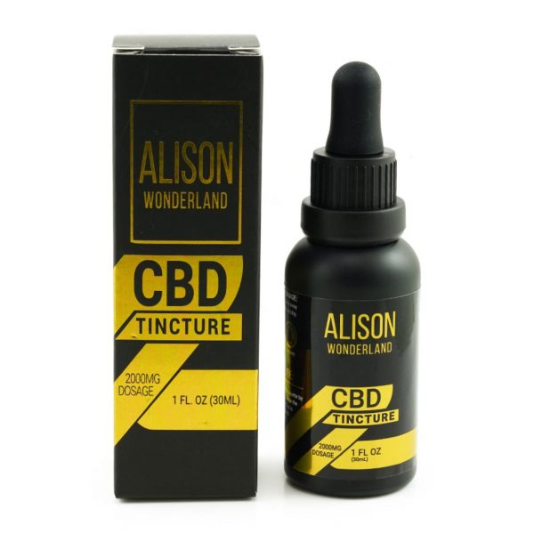 Buy Alison Wonderland 2000mg CBD online Canada
