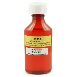 Buy Juicecdn – Watermelon 1000mg THC Lean online Canada