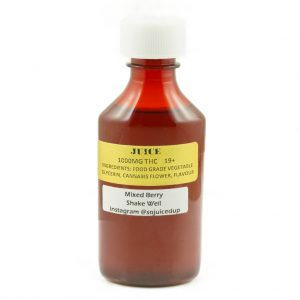 Buy Juicecdn – Mixed Berry 1000mg THC Lean online Canada