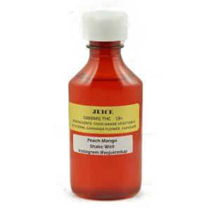 Buy Juicecdn – Peach Mango 1000mg THC Lean online Canada