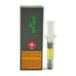 Buy So High Premium Syringes – Grape Kush (Hybrid) online Canada