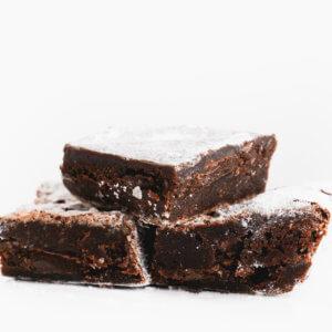 Buy LAUGHING MONKEY CHOCOLATE FUDGE BROWNIES online Canada