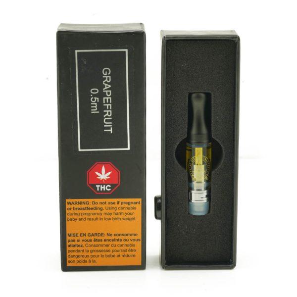 Buy So High Extracts Premium Vape 0.5ML THC – Grape Fruit online Canada
