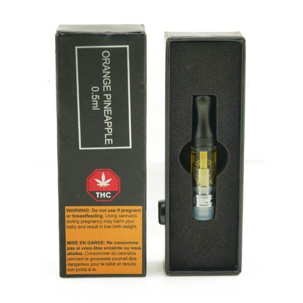 Buy So High Extracts Premium Vape 0.5ML THC – Orange Pineapple online Canada