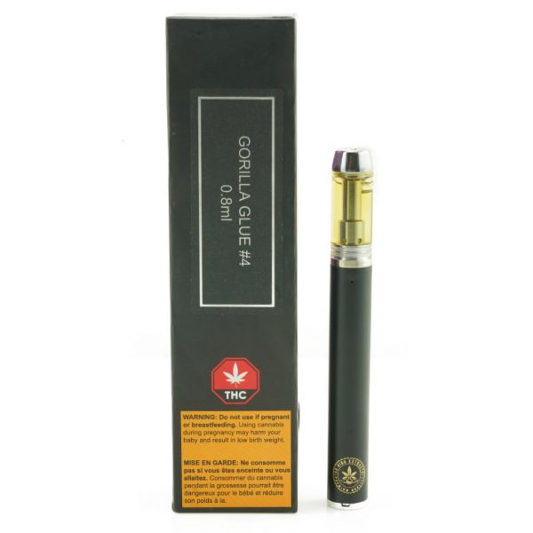 Buy So High Extracts Disposable Pen – Gorilla Glue #4 (Indica) online Canada