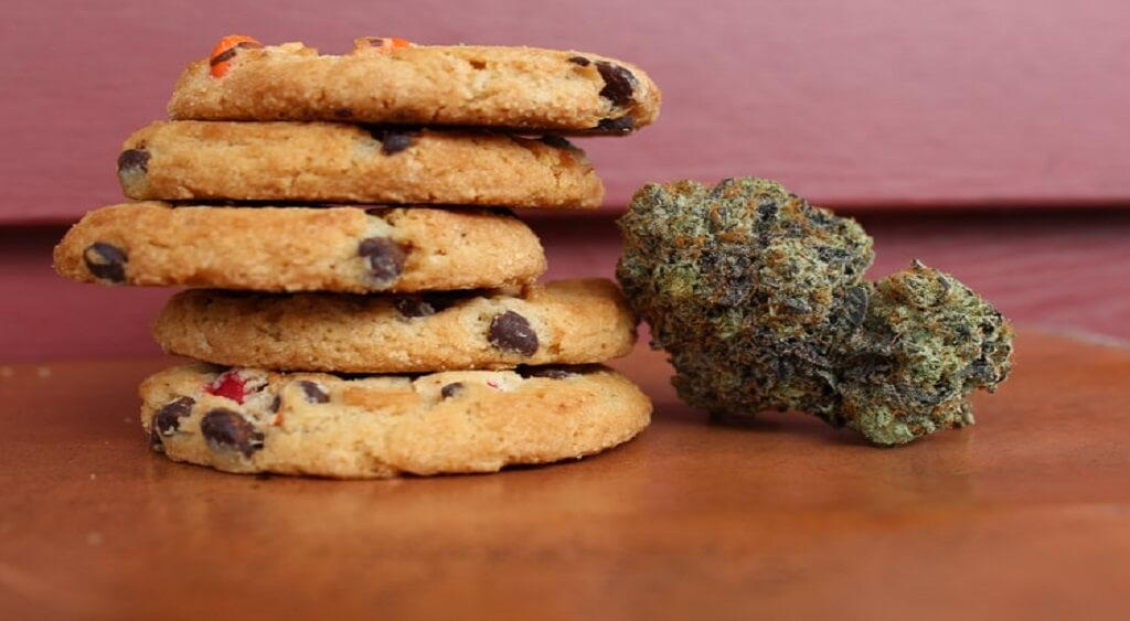 Cannabis-Infused Cookies