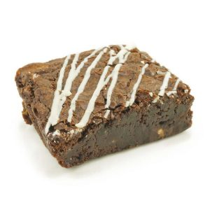 Buy Get Wrecked Edibles – Chocolate S'mores Brownie 50mg THC (Indica) online Canada