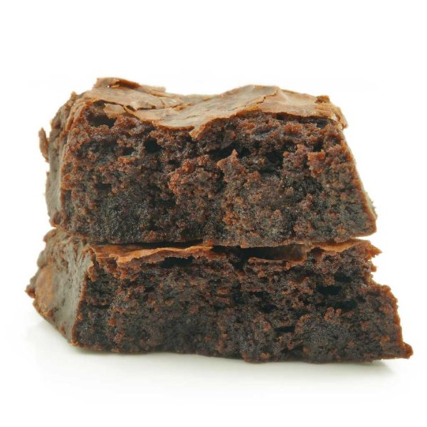 Buy Get Wrecked Edibles – Nutella Brownie 300mg THC (Sativa) online Canada