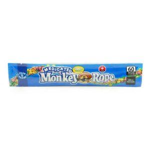 Buy Laughing Monkey – Monkey Rope 400mg THC online Canada
